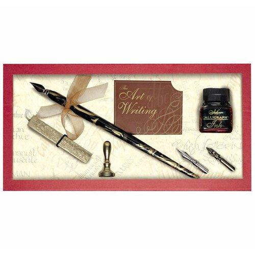 Фото - Подарочный набор для письма hilltop романтический пейзаж подарочный набор 3 шт по 50 г