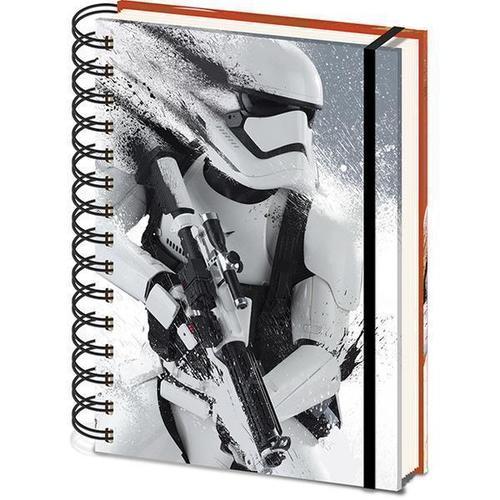 Тетрадь Star Wars. Ep7. Stormtrooper А5, в линейку фотообои star wars star wars ep7 collage 3 68х2 54 м