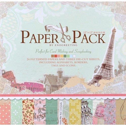 Набор бумаги Радужные краски набор для плетения белоснежка радужные бусинки