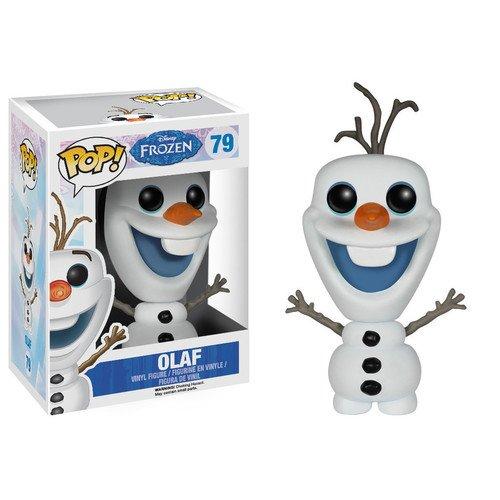 Фигурка POP! Frozen Olaf frozen worlds
