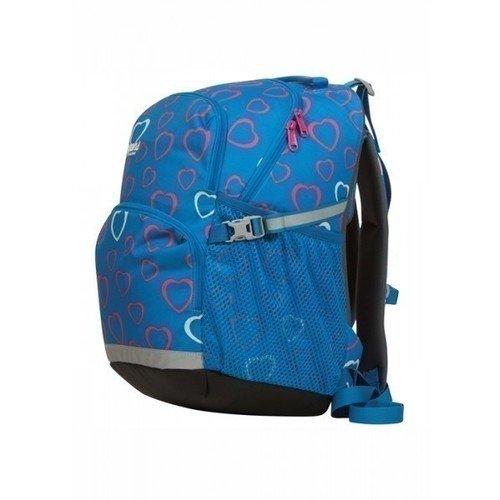 Купить Рюкзак XO 20L Lt SeaBlue Hearts, Bergans, Детские сумки, рюкзаки и ранцы