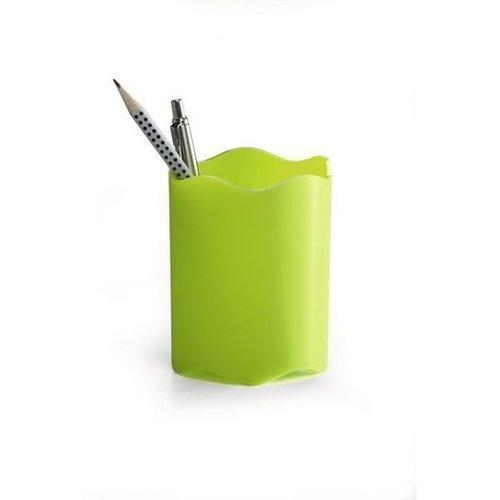 Стакан для хранения письменных принадлежностей зеленый
