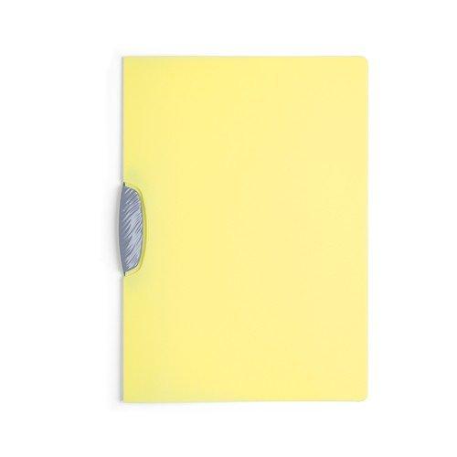 Папка Swingclip А4 желтая папка duraclip color а4 желтая