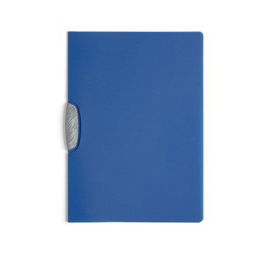 """лучшая цена Папка """"SwingClip"""" голубая А4"""