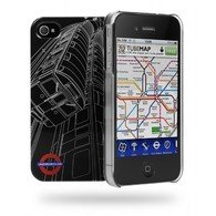Чехол для iPhone 4/4S TFL Tube Train