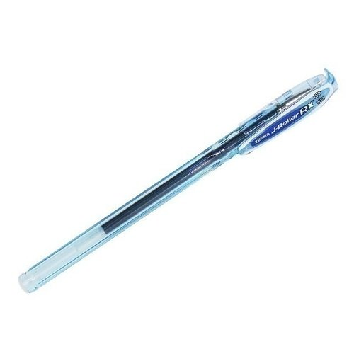 Фото - Ручка гелевая J-Roller, 0,5 мм, синяя гелевая ручка um 151 0 38 мм синяя