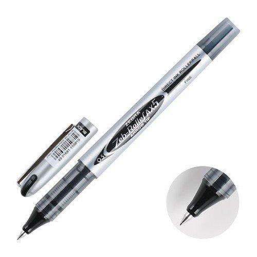 Ручка-роллер 0,5 черная