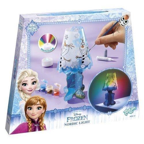 Набор для творчества Disney Frozen Nordic Light набор для творчества disney frozen glitter magneti