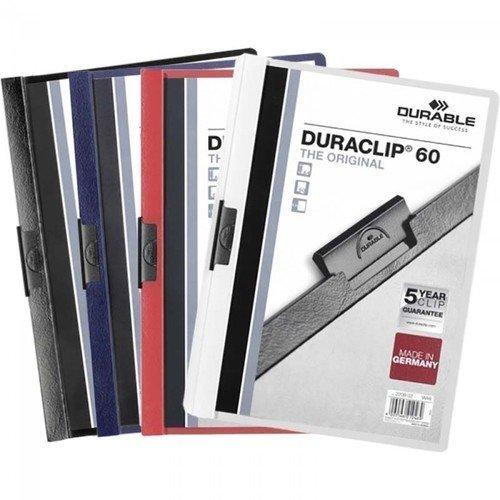 Папка Duraclip 60 А4 папка duraclip color а4 желтая