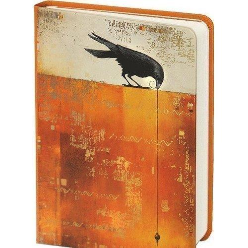 Дизайнерская тетрадь Wildlife, в линейку тетрадь дизайнерская art blanc клетка 8 5 16см wildlife тверд обл