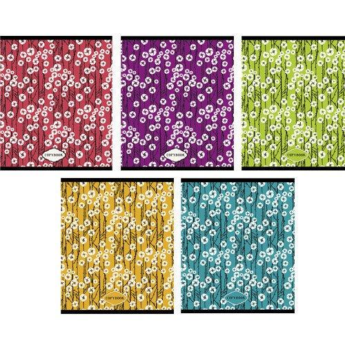 Тетрадь в клетку Цветочное вдохновение А5 тетрадь в клетку цветочное вдохновение а5