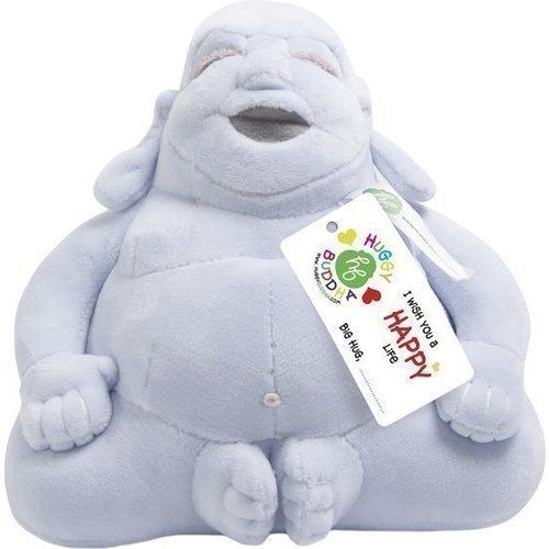 Мягкая игрушка Buddha Junior, 19 см игрушка брелок мягконабивная назад к истокам huggy buddha talisman