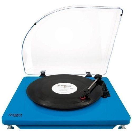 цена на Проигрыватель виниловых дисков Audio Pure LP blue