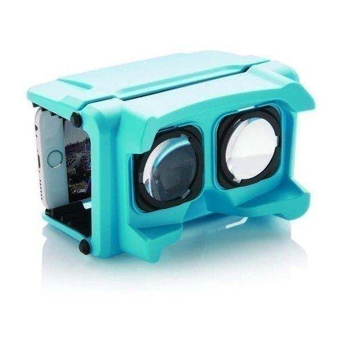 Очки виртуальной реальности, синие