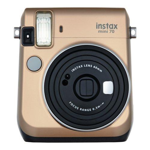 Фото - Фотоаппарат Instax Mini 70 Gold фотоаппарат