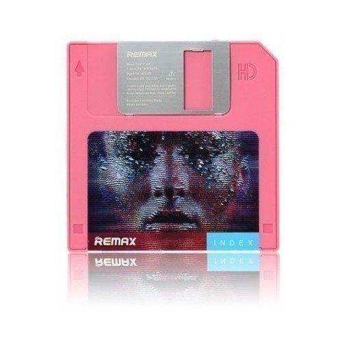 Фото - Внешний аккумулятор Disk, розовый, 5000 мАч внешний аккумулятор для