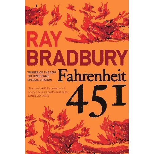 Fahrenheit 451, Ray Bradbury, ISBN 9780006546061, HarperCollins , 978-0-0065-4606-1, 978-0-006-54606-1, 978-0-00-654606-1 - купить со скидкой