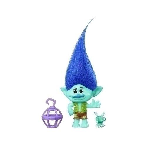 Фигурка Тролль, 10 см, в ассортименте фигурки героев мультфильмов trolls коллекционная фигурка trolls в закрытой упаковке 10 см в ассортименте