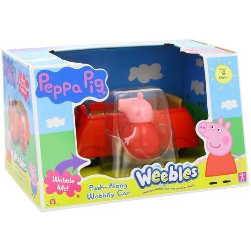 Купить Игровой набор Машина Пеппы-неваляшки , Peppa Pig, Машинки и транспорт