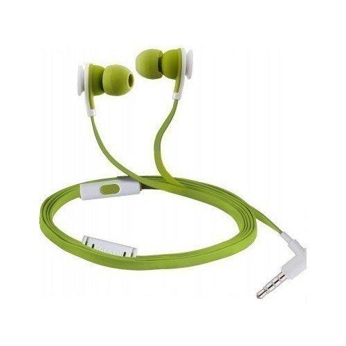 "Наушники ""Мodel C520S mic"" Green CPU-ES0520EL01"