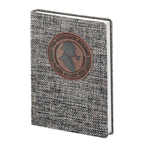 Ежедневник недатированный Sherlock А6, 192 стр.
