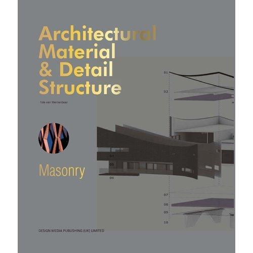 Nils Van Merrienboer. Architectural Material & Detail Structure. Masonry