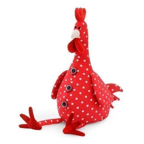 Купить Мягкая игрушка Петушок Проша , 35 см, Orange Toys, Мягкие игрушки