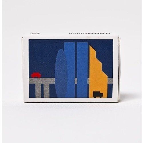 Кубики Современная Москва прогулки из шкатулки кватро москва 4 игры в одной коробке