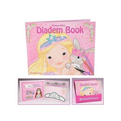 Раскраска My Style Princess Diadem пуловер quelle my style 1010266