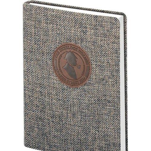 Ежедневник недатированный Sherlock А5, 320 стр.