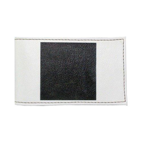 Визитница Малевич / Черный супрематический квадрат картина черный квадрат