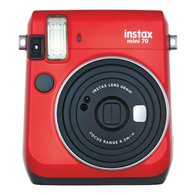 Фотоаппарат Instax Mini 70 Camera Red