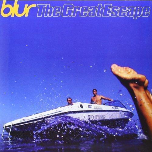 Blur / The Great Escape grandpa s great escape