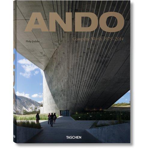 Фото - Ando. Complete Works 1975-2014 ando