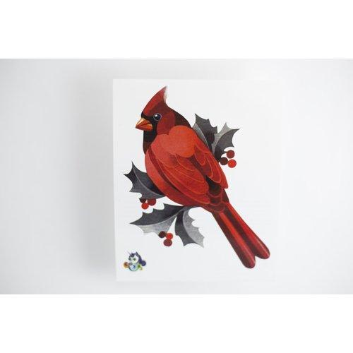 Временное тату Cardinal