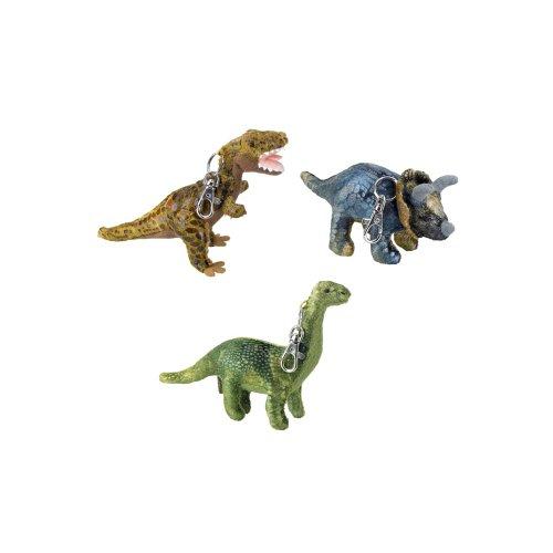 """Плюшевый брелок """"Динозавр T-Rex"""", 16 см, в ассортименте"""