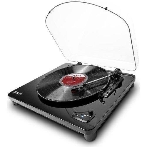 Виниловый проигрыватель AIR LP, с передачей звука на Bluetooth-динамик
