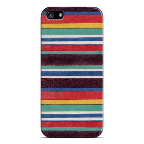 Чехол для iPhone 7 Полосы чехол для iphone 7 геоцветы