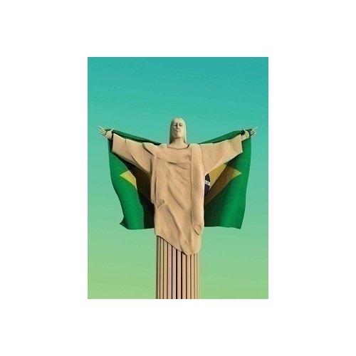 Фото - Постер XXXI Летние Олимпийские игры в Бразилии А2 александр добров год олимпийский 72 xi зимние олимпийские игры xx летние олимпийские игры