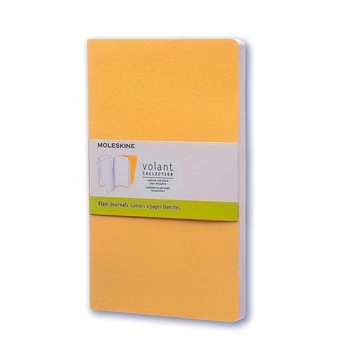 "цена Блокнот нелинованный ""Volant Large"" желтый / темно-желтый онлайн в 2017 году"