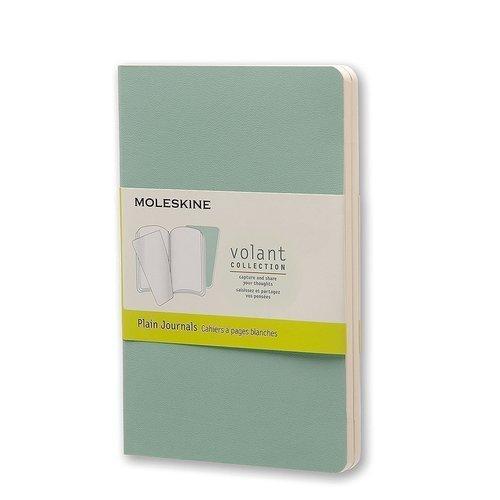 Блокнот нелинованный Volant Pocket светло-зеленый / темно-зеленый палантин женский elitplatok цвет темно зеленый pl 51 2 размер 100 х 190 см