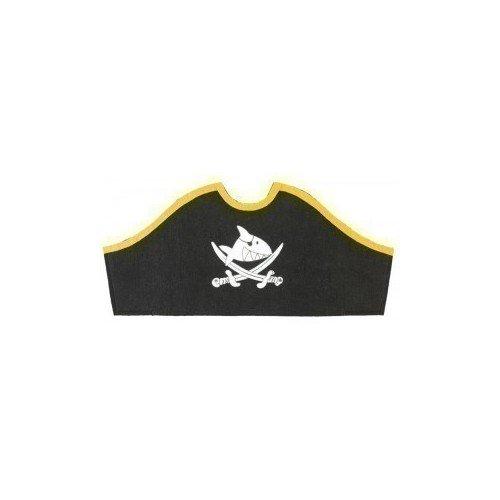 """Треуголка пирата """"Capt'n Sharky"""" цена 2017"""