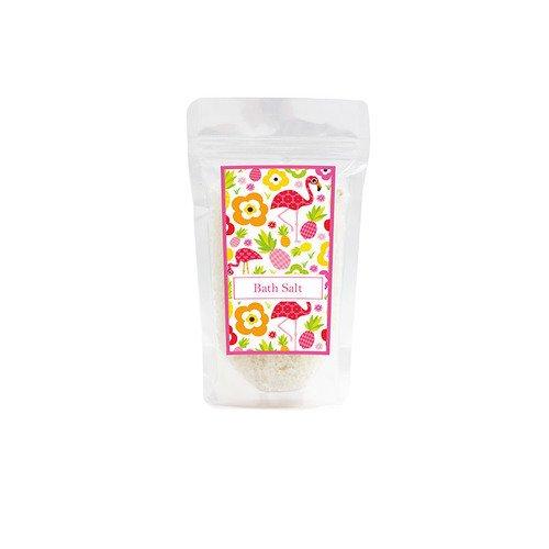 """Соль для ванны """"Flamingo B"""" соль для ванны кафе красоты бурлящий шар 120"""