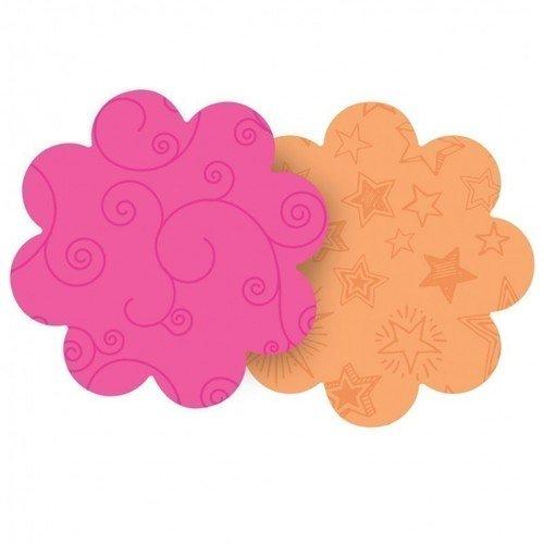 """Блок-кубик """"Цветы"""""""