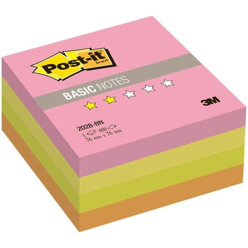 "Блок-кубик ""Basic"" неон радуга"