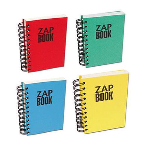 Скетчбук Zap Book А6 на спирали комплект zip zap zip zap mp002xb0083u