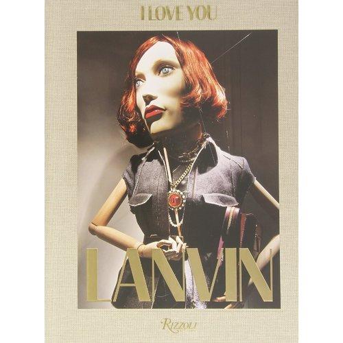 Lanvin: I Love You платок alber zoran alber zoran al059gwckpo3