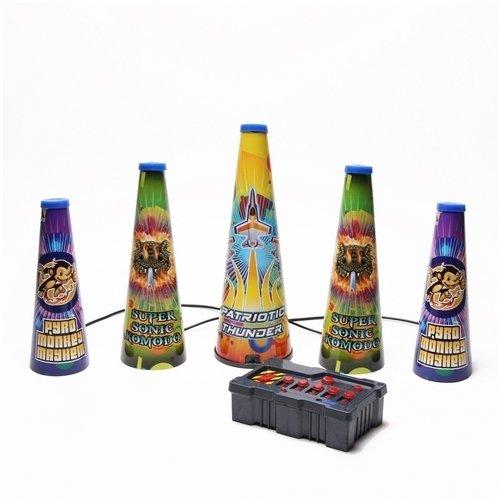 """Набор для световых шоу """"Fireworks Lightshow"""" игровой набор uncle milton нртой"""