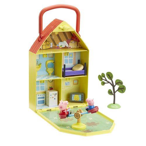 Купить Игровой набор Дом Пеппы с садом , Peppa Pig, Игровые наборы