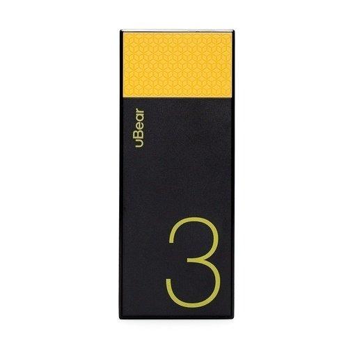 Фото - Внешний аккумулятор Light 3000, черно-желтый, 3000 мАч разделитель индексный durable 6630 19 a4 пластик 5 индексов с карманами цветные разделы
